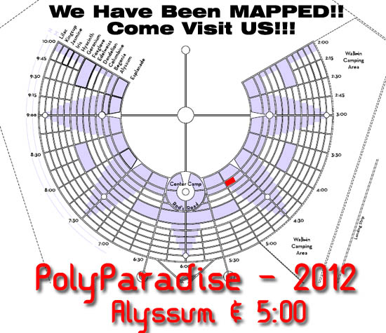 PolyParadise Placement 2012